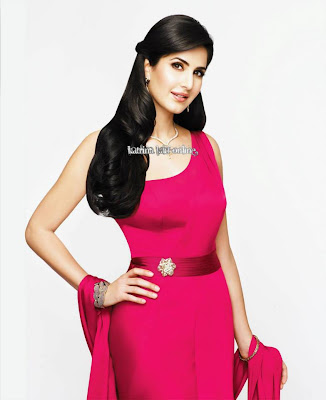 Katrina Kaif Looking hot in  Barbie Doll ad photoshoot
