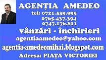 AGENTIA AMEDEO OFERTE ACTUALIZATE - OFERTE SPECIALE VANZARI INCHIRIERI CUMPARARI FOR RENT FOR SALE