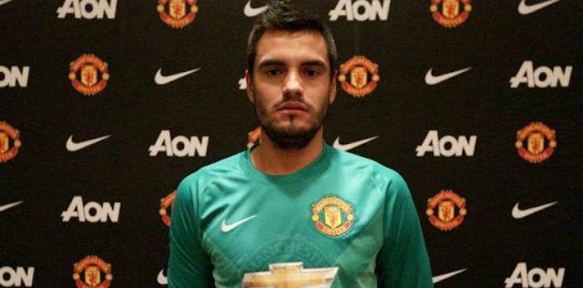 OFICIAL: Sergio Romero é o novo goleiro do Manchester United