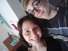 Bryn and I