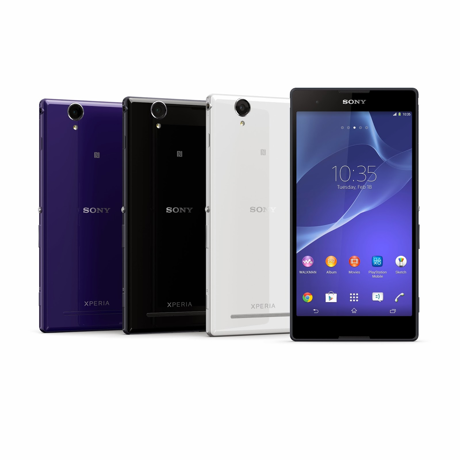called as xperia t2 ultra dual the specifications of t2 ultra dual is