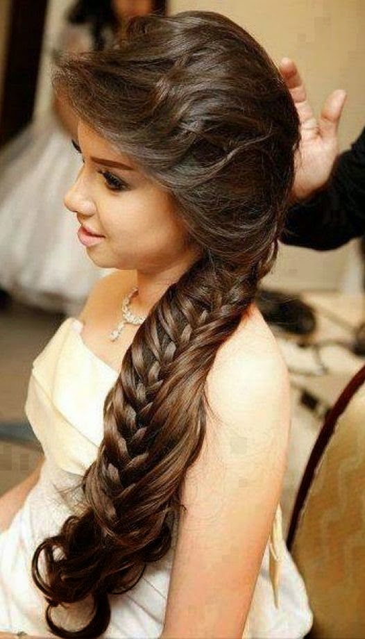 Coiffure mariage 2015 january 2015 for Comcoiffure de mariage tresse