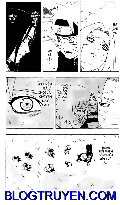 Naruto chap 278 Trang 17 - Mangak.info