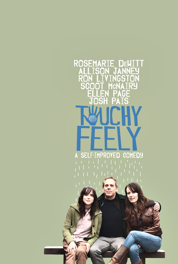 Touchy Feely póster