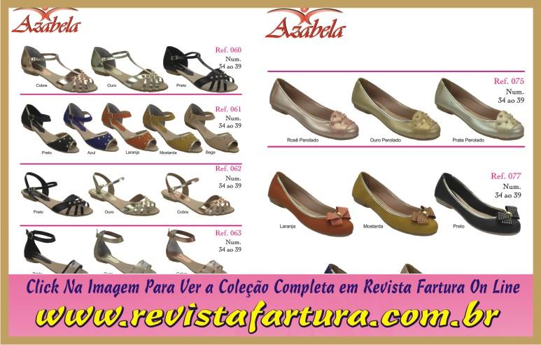 Revista Fartura Calçados Vendas On Line