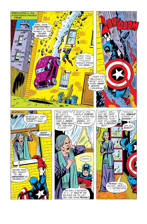 Captain America (1968) Issue #222 #136 - English 5