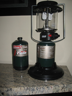 Mirandas Blog How To Use The Coleman Propane Lantern