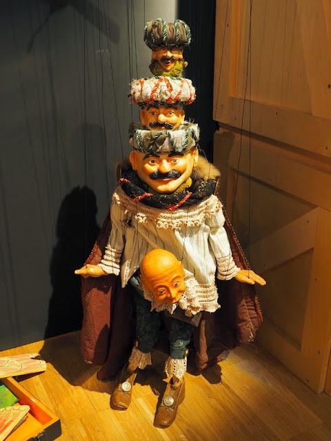 Marioneta de Hilos, TOPIC de Tolosa