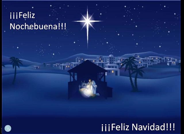 Feliz Nochebuena y Navidad desde Blog Retamal moda infantil