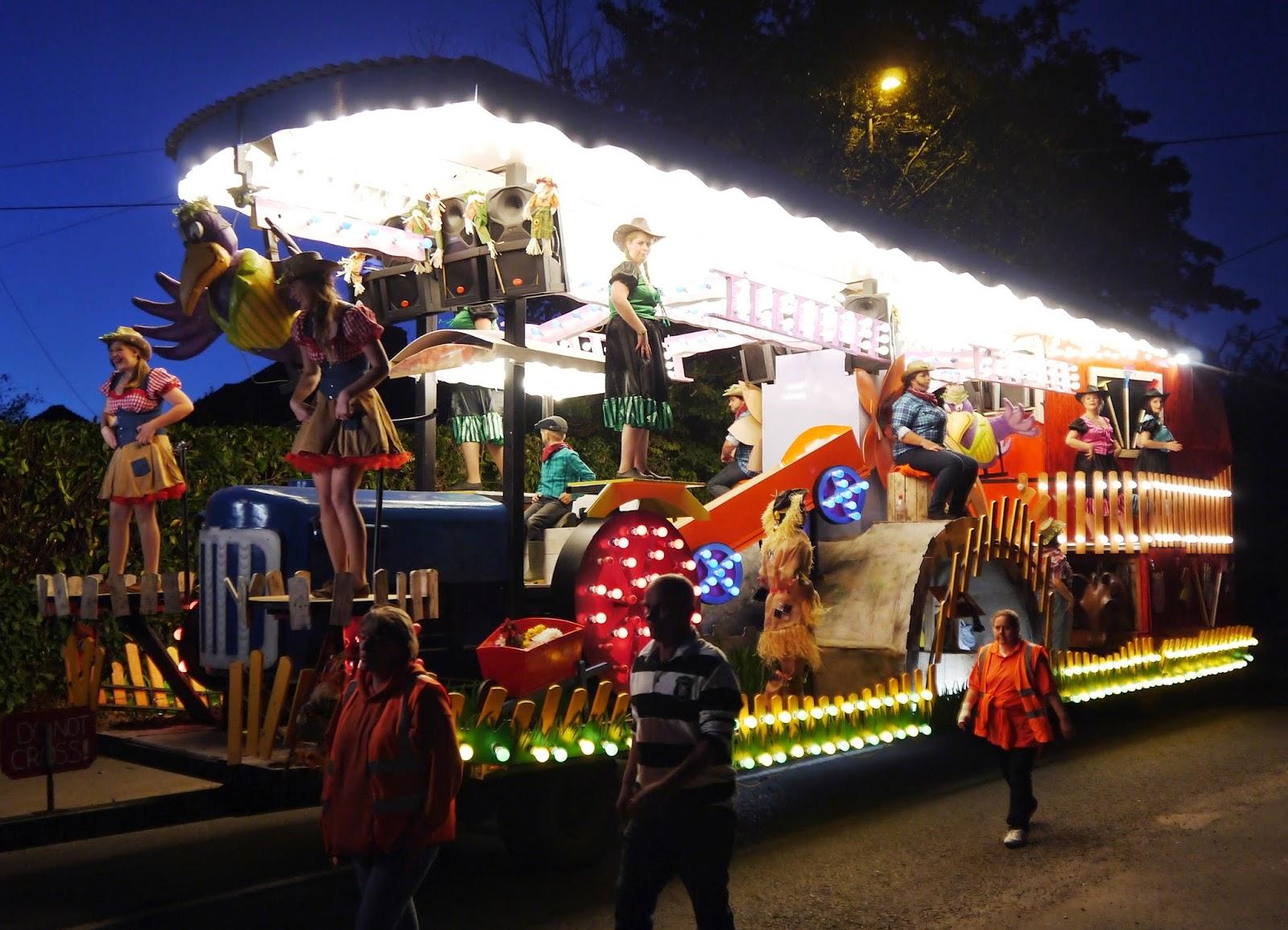 Sturminster Newton Carnival