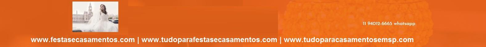 TUDO PARA FESTAS E CASAMENTOS