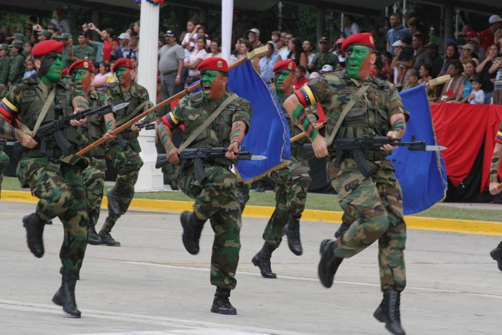 10 fuerzas militares mas poderosas latinoamerica