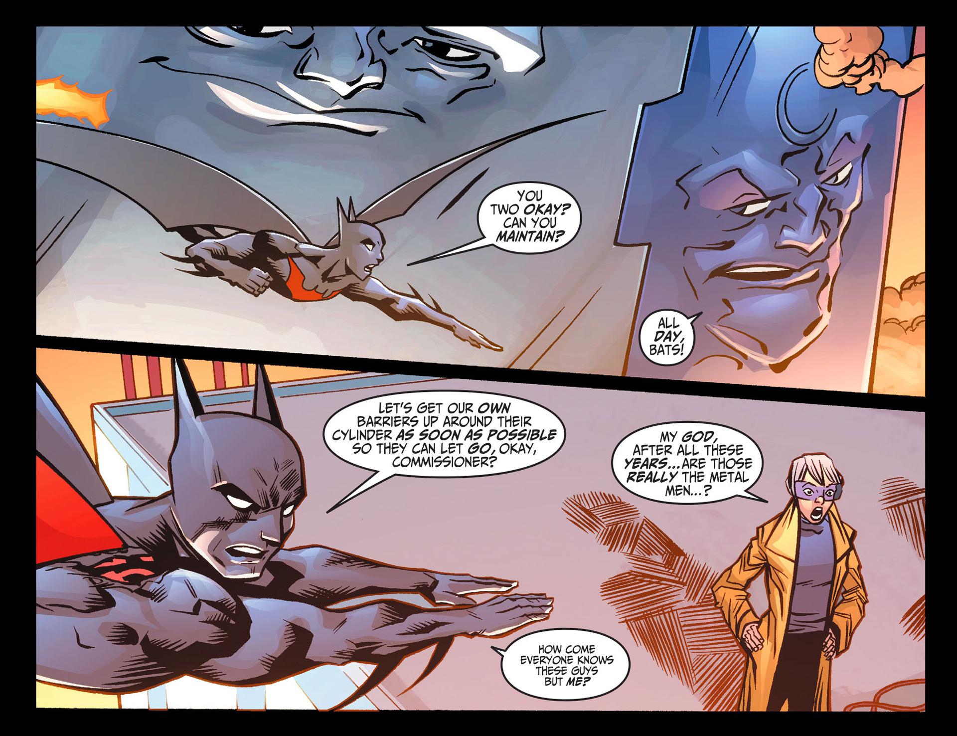Batman Beyond (2012) Issue #26 #26 - English 9