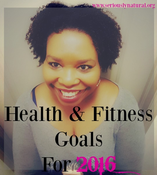 Health & Fitness Goals For 2016
