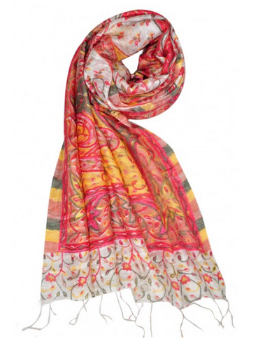 elaborestore.com review, review of elabore store, online shopping for scarves in india, pashmina, cashmere, scarves, paisely printed scarf, what to buy online, indian fashion blogger