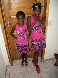 Our Haitian Girls (Fafane and Guerline)