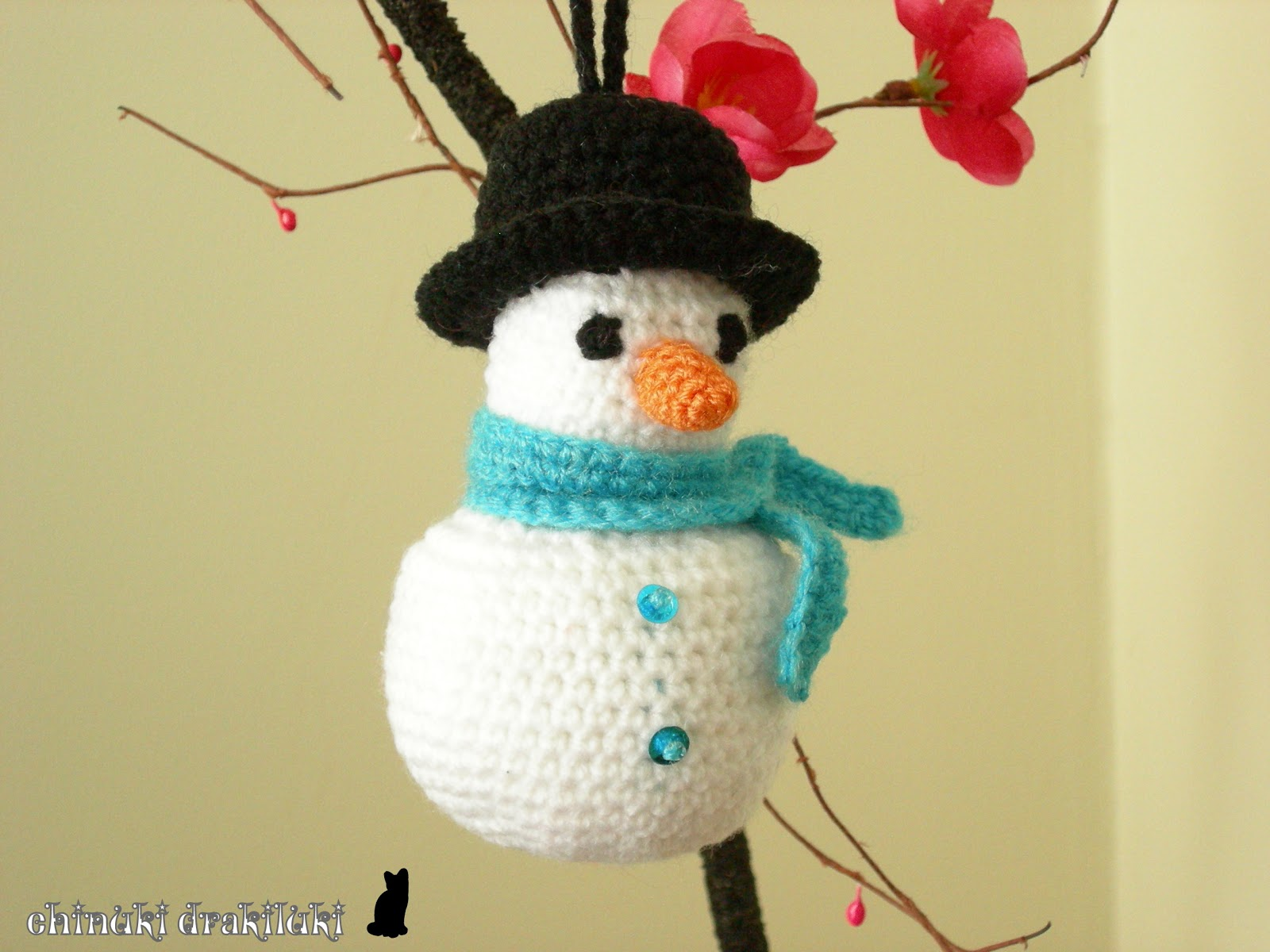 el diario del chinuki drakiluki: Muñecos de nieve
