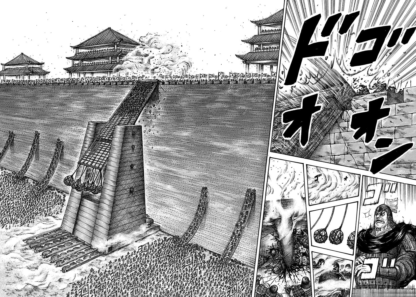 Kingdom - Vương Giả Thiên Hạ Chapter 276 page 17 - IZTruyenTranh.com