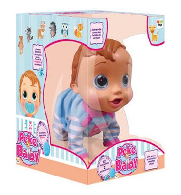 TOYS : JUGUETES - Peke Baby - Muñeco bebé Anunciado en Televisión | IMC Toys 94727 | A partir de 3 años Comprar en Amazon España