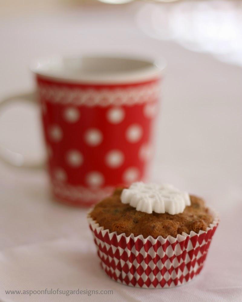Mini Fruit Cakes A Spoonful of Sugar