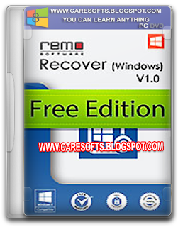 Remo Recover WIndows Free Edition V1.0 Free Download