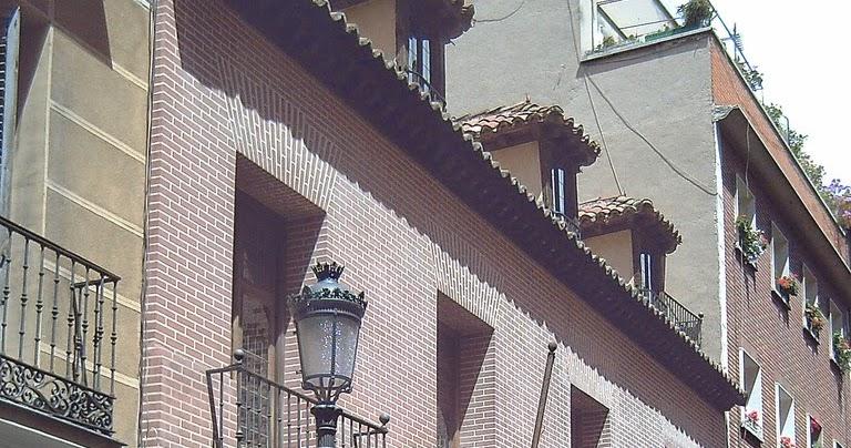 Madrid paso a paso ruta por el barrio de las letras - Casa vega madrid ...