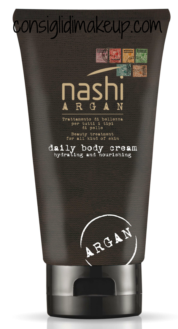 Preview: Daily Body Cream - Nashi Argan
