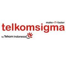 Logo PT Sigma Cipta Caraka (Telkomsigma)