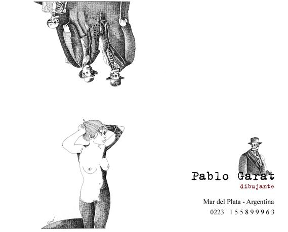 Pablo Garat Dibujo