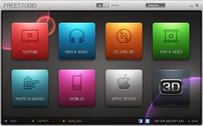 تحميل برنامج DVDVideoSoft Free Studio 6.2.4.1230 مجانا آخر اصدار