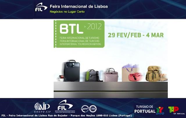 Feira BTL - Internacional de Turismo 2012