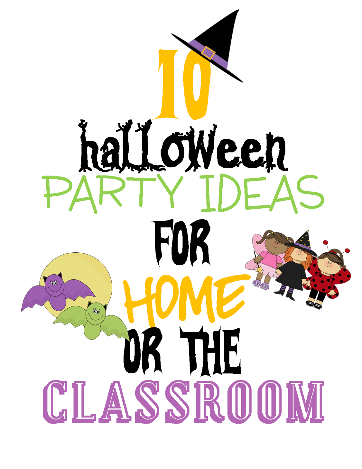 Classroom Party Ideas ~ Recipes from stephanie classroom party ideas