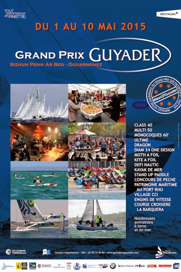 Grand Prix Guyader 2015