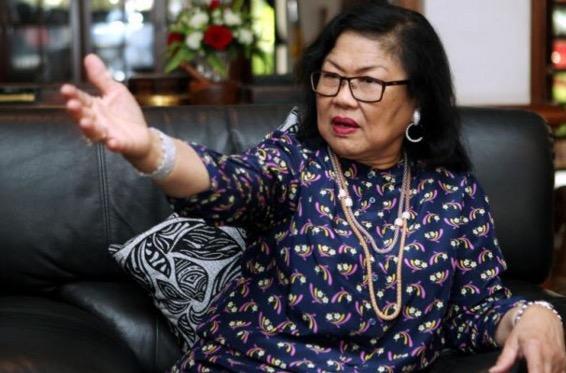 Rafidah Aziz ulas isu bauksit