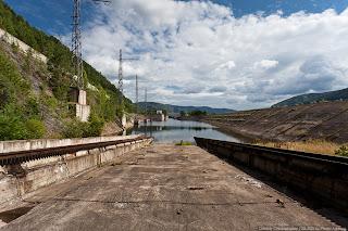 De bootlift van Krasnojarsk