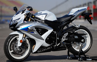 Best Motorcycle  Suzuki GSX R 600