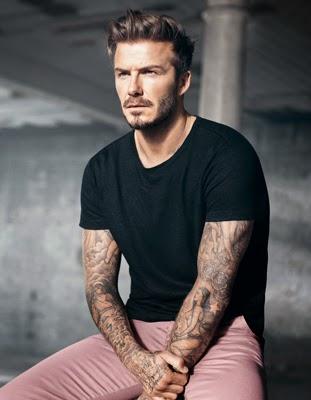 moda para hombre David Beckham para H&M