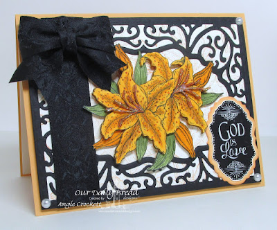 ODBD Beauty, ODBD Chalkboard Paper Collection, ODBD Custom Vintage Flourish Pattern Dies, ODBD Custom Vintage Labels Dies, Card Designer Angie Crockett