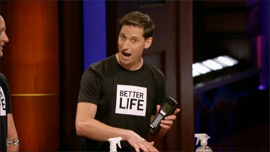 shark tank better life pitch blogspot