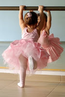 Volevo fare la ballerina!