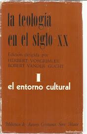LA TEOLOGÍA DEL SIGLO XX TOMO 1 – HERBERT VORGRIMLER