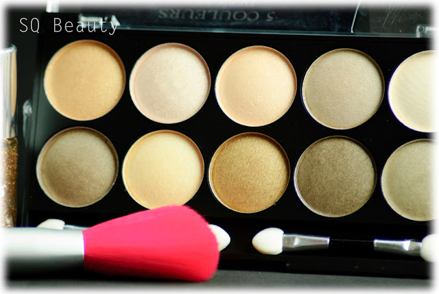 Descubriendo el maquillaje económico de Claire´s Silvia Quiros SQ Beauty