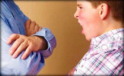 كيف تعرف ان الشخص الذى امامك يكذب - طفل يصرخ حزين غاضب - angry child kid