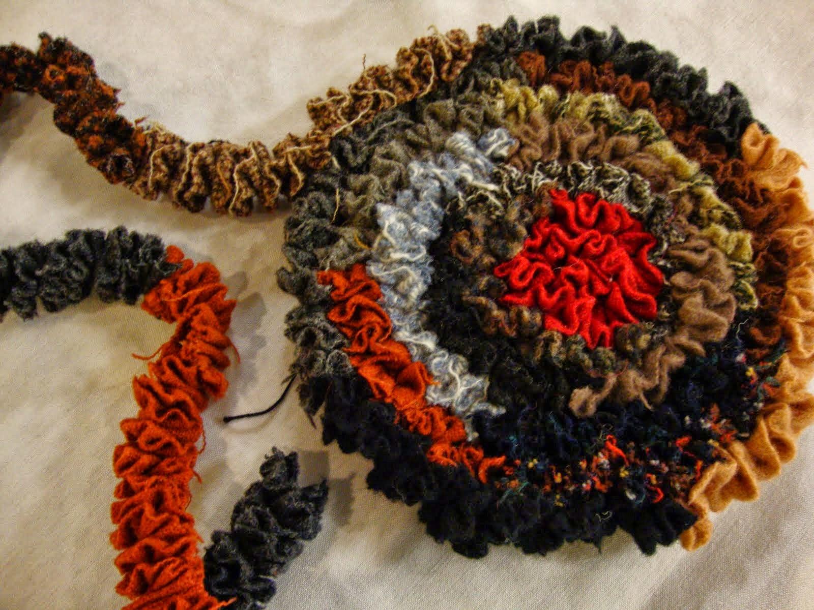 Arte Em Tapete De Retalho : alguns modelos de tapetes feitos de retalhos que podem ser de