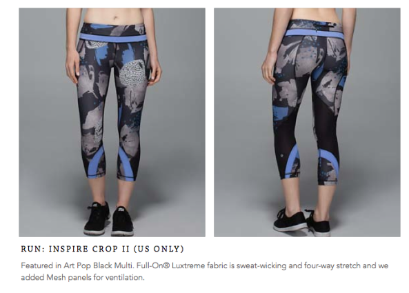 lululemon inspire-crop art-pop