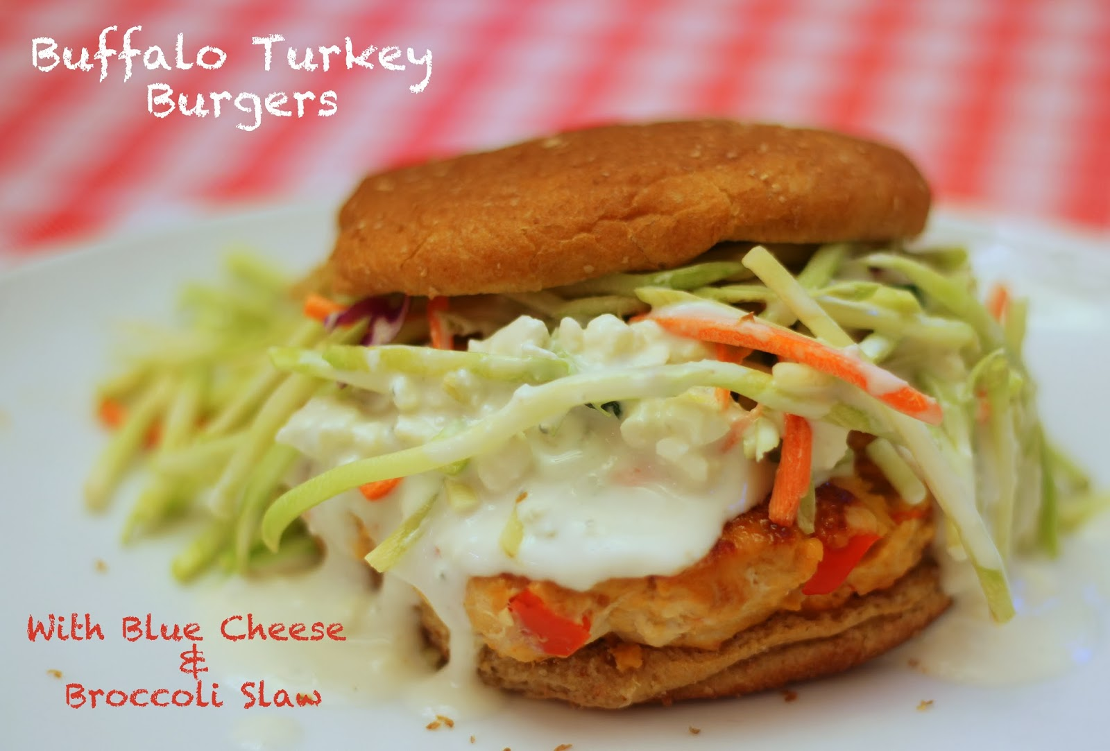 Buffalo Roasted Turkey With Blue Cheese Sauce Recipe — Dishmaps