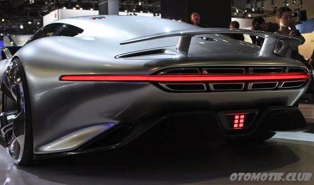 Foto Mercedes AMG Vision GT