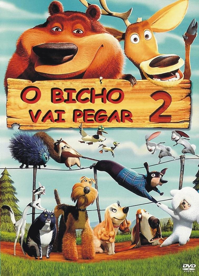 O Bicho Vai Pegar 2 – Dublado (2008)