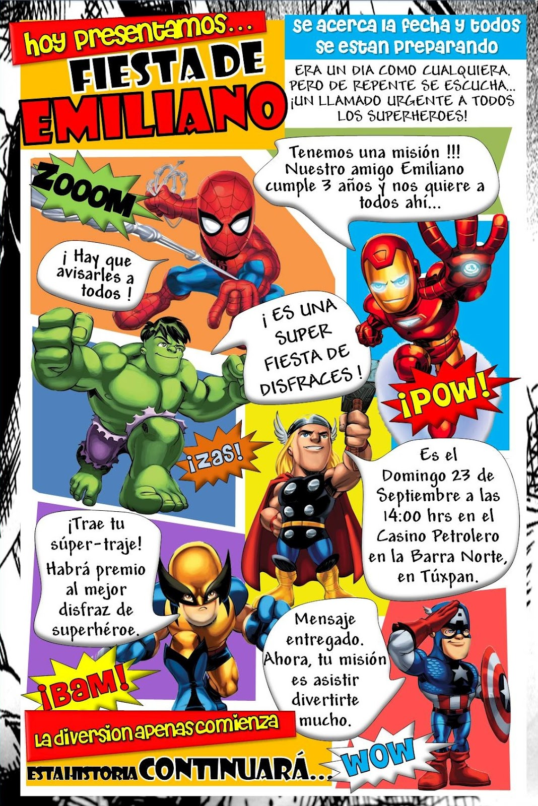 Superman Baby Shower Invitations as great invitation example