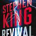 """Confira a Capa e a Sinopse do novo livro de Stephen King, """"Revival"""""""